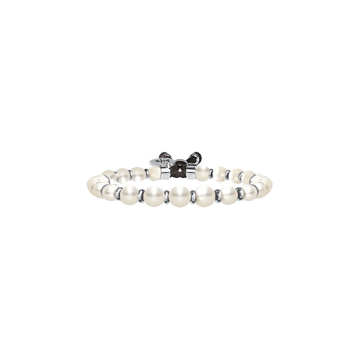 a basso costo 2df46 94a83 Bracciale Kidult Symbols Pietre della Fortuna perle 731423