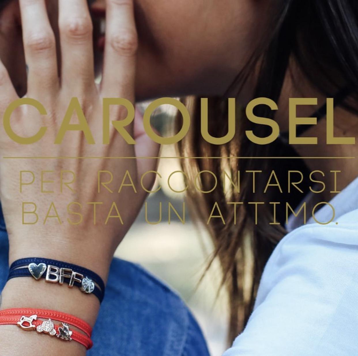 Carousel, la nuova collezione Rue Des Mille: per raccontarsi basta un attimo!
