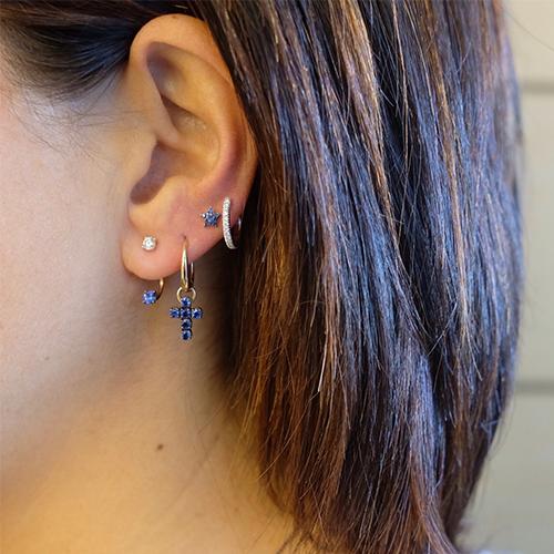 presa all'ingrosso seleziona per autentico lussureggiante nel design Constellation piercing: la nuova moda in fatto di orecchini ...
