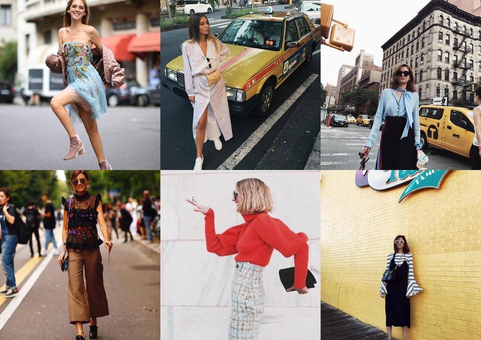 Settembre mese di Fashion Week: ecco le it-girl da seguire.